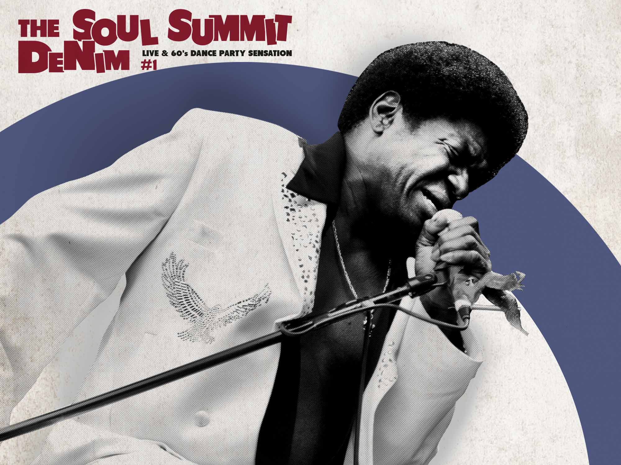 Soul Summit Denim #1 : Charles Bradley and his extraordinaires + Poly-son French Duo + DJ Number Nine