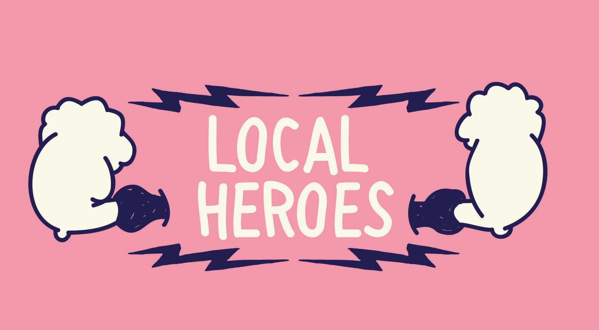 Local Heroes #11 : Miximetry + Be Quiet + Poussin