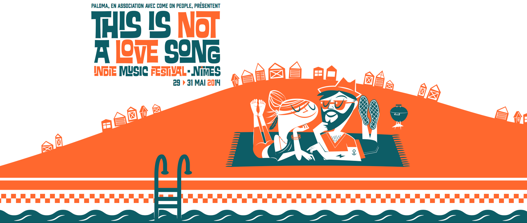 Festival This is not a Love Song 2014  #tinals