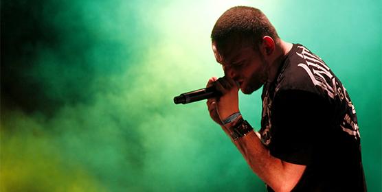 Festival tout simplement hip hop : Concert Rap