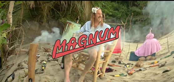 Soirée ciné-musique « Magnum » de Philippe Katherine + BOUM avec DJ set