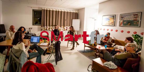 Paloma invite SMartFr - Temps d'information autour de la coopérative d'accompagnement et de gestion de projets créatifs.