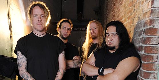 Fear Factory + Once Human + Dead Label
