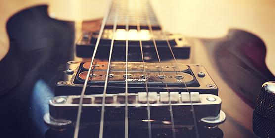 Atelier mon son de guitare