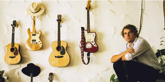 This is not a love night : Kevin Morby + Meg Baird