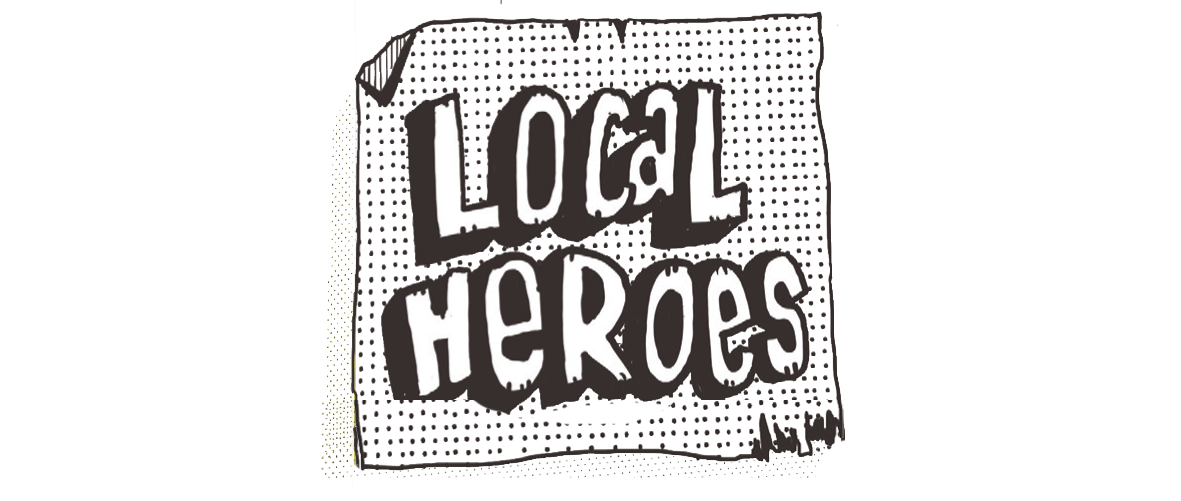 Local Heroes : Scampi + Reflex + Marion Sila + Loheem