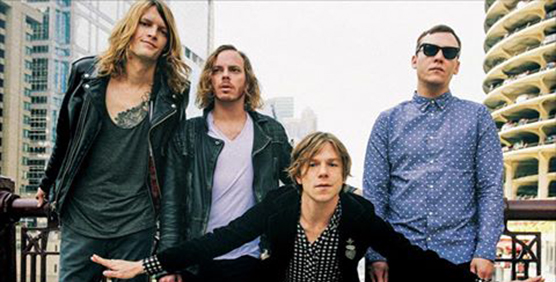 Cage The Elephant  + Twin Peaks
