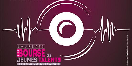 Lancement de la bourse des jeunes talents - le concert Totem+ Fnartch