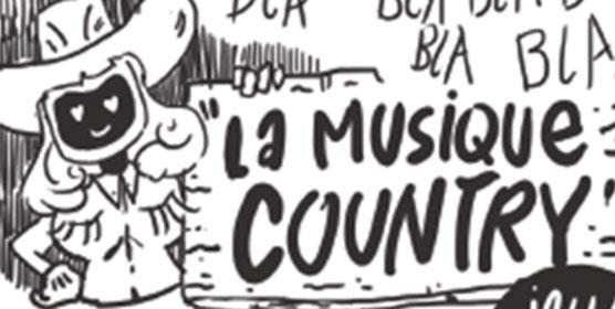 Paloma Papote : la musique country