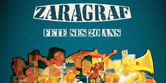 « So Vintage ! » Zaragraf fête ses 20 ans