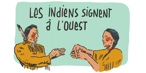 Les Indiens signent à l'Ouest