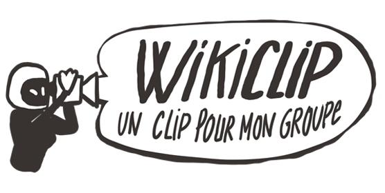Wikiclip : un clip pour mon groupe