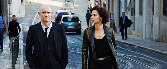 évènement : Gaëtan Roussel et Rachida Brakni à Paloma