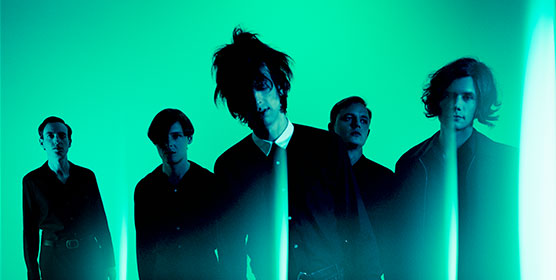 The Horrors + Mueran Humanos