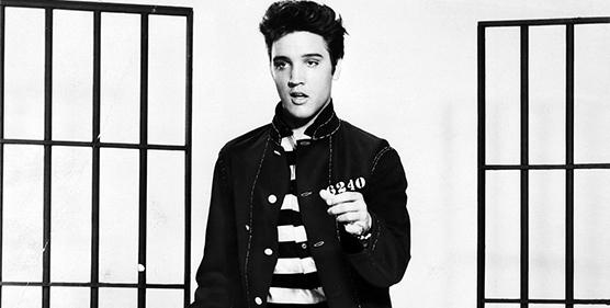 Elvis King of rock&roll