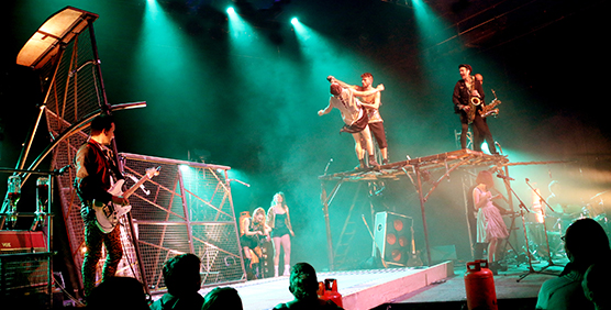 Extreme night Fever – Cirque Inextrémiste
