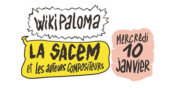 WikiPalomala Sacem et les auteurs et compositeurs