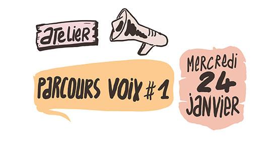 Parcours voix #1 (atelier)