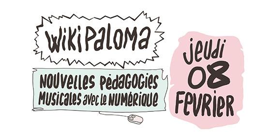 WikiPalomaNouvelles pédagogies musicales avec le numérique
