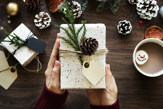 Pour les fêtes, pensez aux chèques cadeaux !