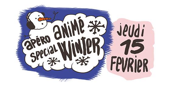 Apéro animé spécial winter !